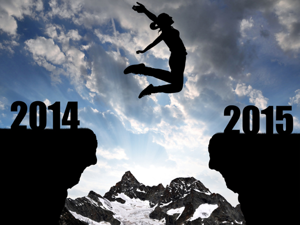 2015 Brings wonderful New Horizons and Possibilities