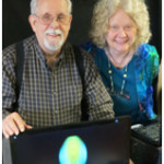 Aura-based photography, books & coaching services